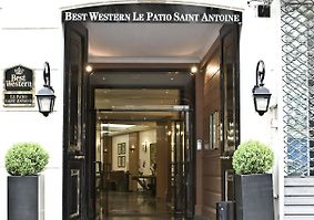 Hotel Le Patio Bastille Paris